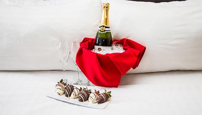 West Bay Beach Resort Traverse City MI Romance Package