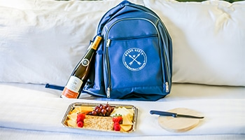 West Bay Beach Resort Holiday Inn Traverse City MI Picnic Package