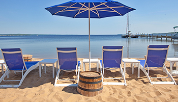 Book Early and Save | West Bay Beach Resort | Traverse City Michigan
