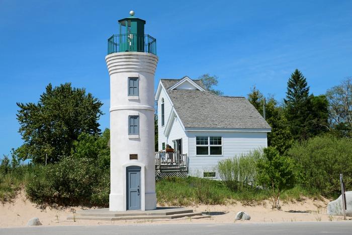 manning lighthouse empire mi