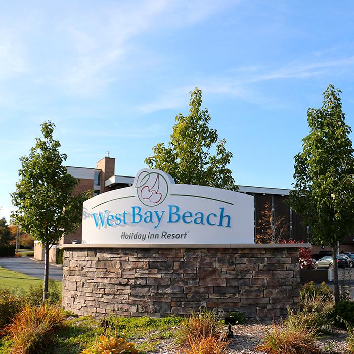 Property West Bay Beach Resort