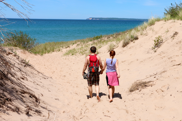 sleeping bear dunes national lakeshore traverse city mi