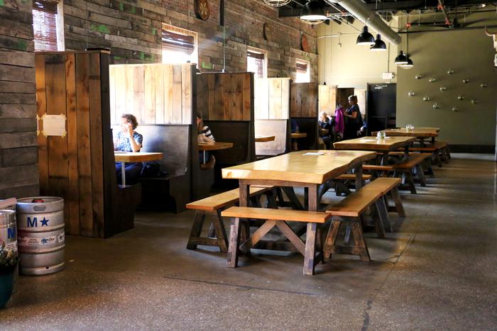 Rare Bird Brewery Traverse City MI