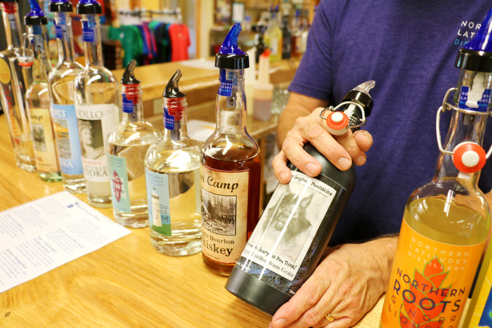 traverse city distillery