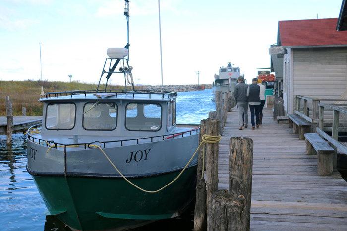 fishtown leland mi